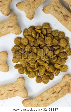 Dog Bones and Dog Food