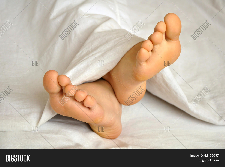 Teen Girl Big Feet