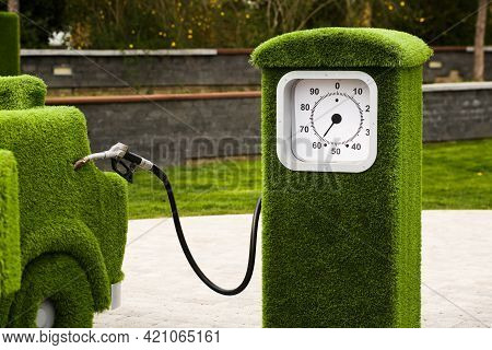 Environmental Protection, Maintaining Clean Air, Refueling Cars With Biofuel, Environmentally Friend