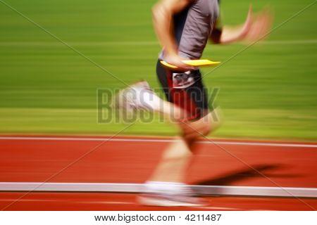 Running The Baton