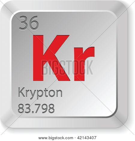 krypton element