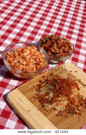 Cajun Jambalaya Ingredients