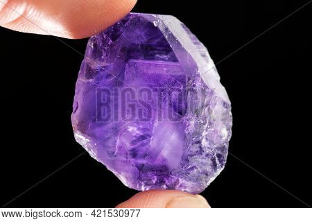 Natural Uruguay Raw Rough Amethyst Big Crystal Stone, Material For Gamestone Faceting, Or Cabochon M