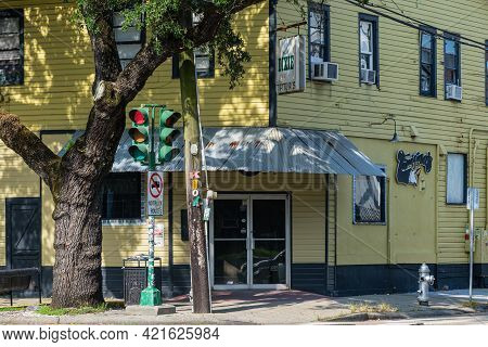 New Orleans - August 8: Famous Tipitina's Music Club In Uptown New Orleans On August 8, 2020 In New