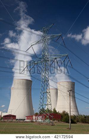 Nuclear Powe Plant