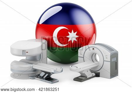 Mri And Ct Diagnostic, Research Centres In Azerbaijan. Mri Machine And Ct Scanner With Azerbaijani F