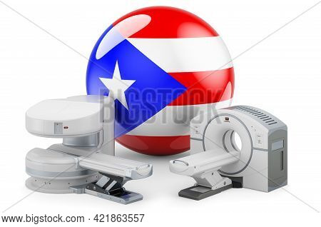 Mri And Ct Diagnostic, Research Centres In Puerto Rico. Mri Machine And Ct Scanner With Puerto Rican
