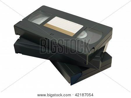 Illustration of Vhs Tape