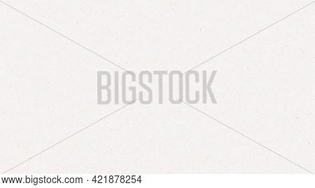 Off White Card Paper Or Cardboard Background. Seamless And Tileable Texture Pattern