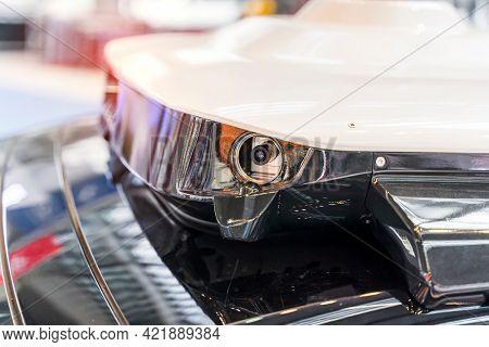 high definition Lidar for self driving car sensor seen