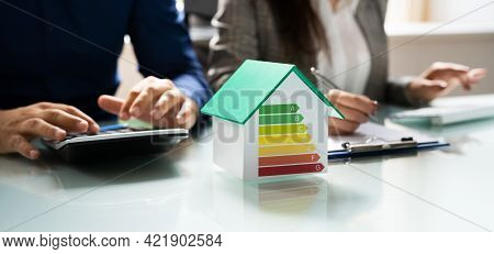 House Energy Audit. Saving With Efficiency, Efficient Construction