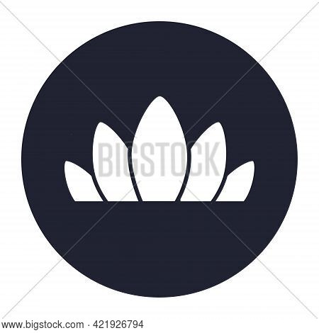 Nectar Nec Token Symbol Cryptocurrency Logo, Coin Icon Isolated On White Background. Vector Illustra