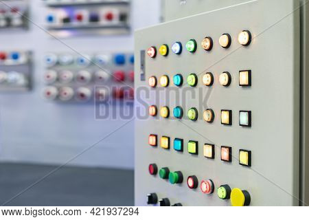 Various Shape And Color Push Button Lamp Switch On Off For Start Stop And Show Status Or Monitor Fun