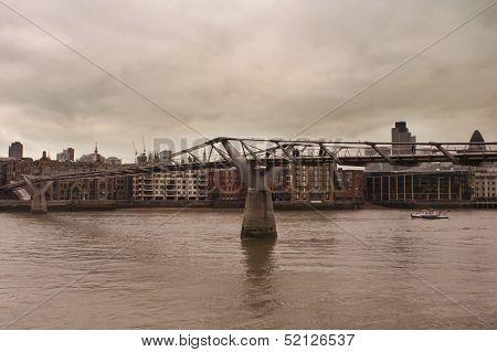 Millennium Bridge London