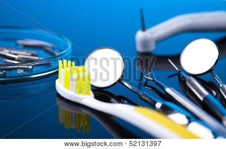 Dentist equipment, Stomatology