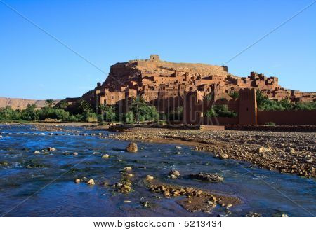 Traditional Moroccan Casbah