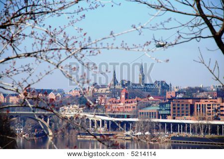 Georgetown  Panorama.