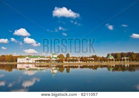 Russia. Moscow. Kuskovo