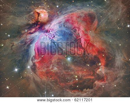 M42 Orion Nebula APOD