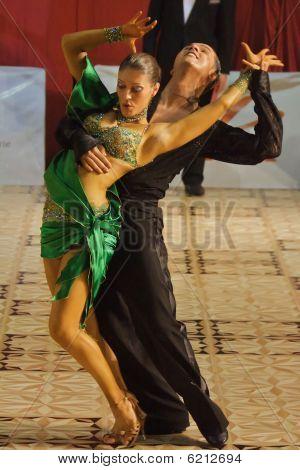 Open Latin Dance Contest, 19-35 years