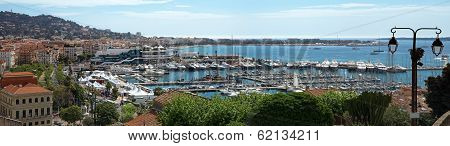 Cannes - Panoramic View