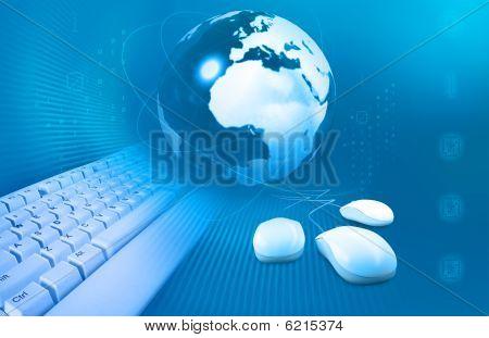 Internet Concept