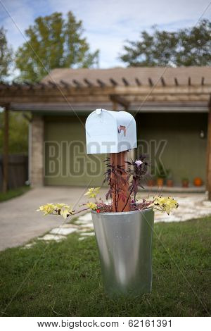 Decorative Mail Box