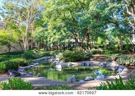 Throop Memorial Garden