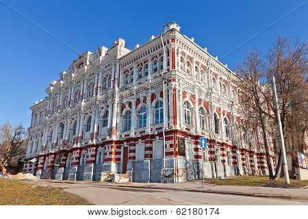 Gentry Assembly Building (1877). Kursk, Russia
