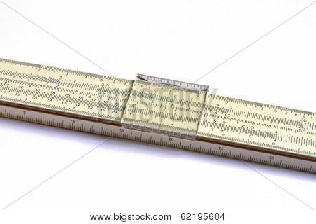 A Mathematical Slide Rule
