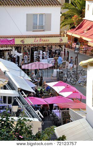 Terraces Bar Downtown Saintes-maries-de-la-mer