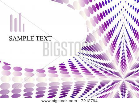 background for sample text