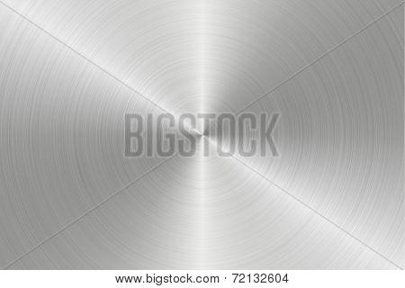 Circular Metal Surfaces Texture Backgrounds, Texture 1