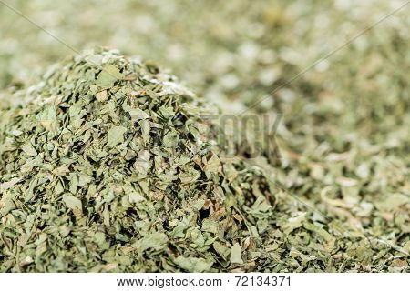 Dried Lovage Background