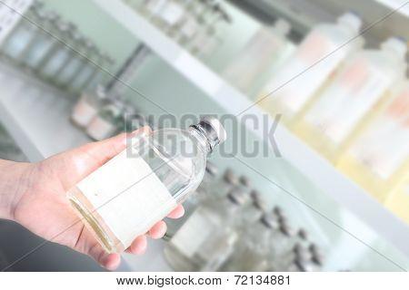 Pharmaceutical Warehouse Pharmacologist