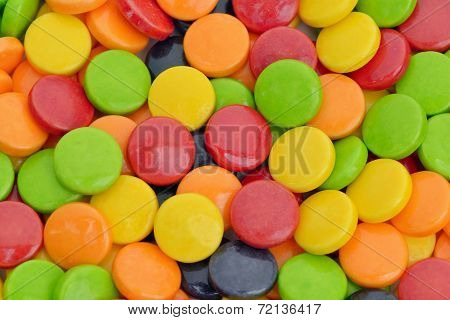 Colored Candies