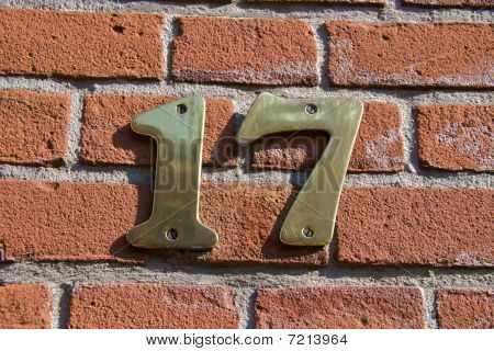 House Number: 17