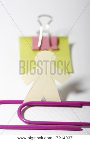 Paper Clip, Paper Man