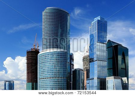 Moscow City Business Center