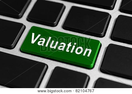 Valuation Button On Keyboard