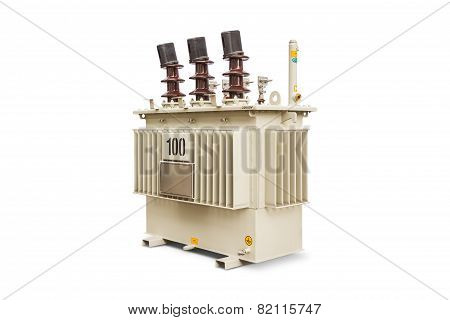 100 Kva Oil Immersed Transformer