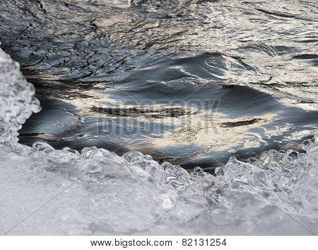 Melting Ege Of Ice