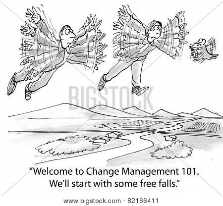 Change Management 101