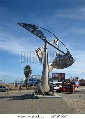 Pinamar beach centre