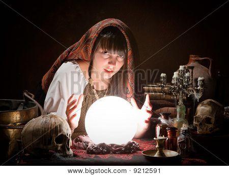 Fortune-teller Predicting The Future