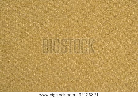 Yellow Denim Background