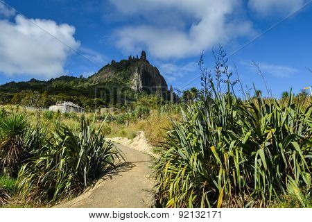 Mount Manaia New Zealand