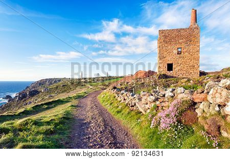 Botallack In Cornwall