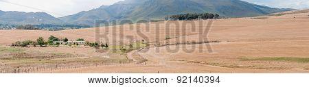 View Accross A Farm Near Bot River