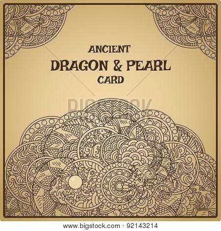 Dragon Card